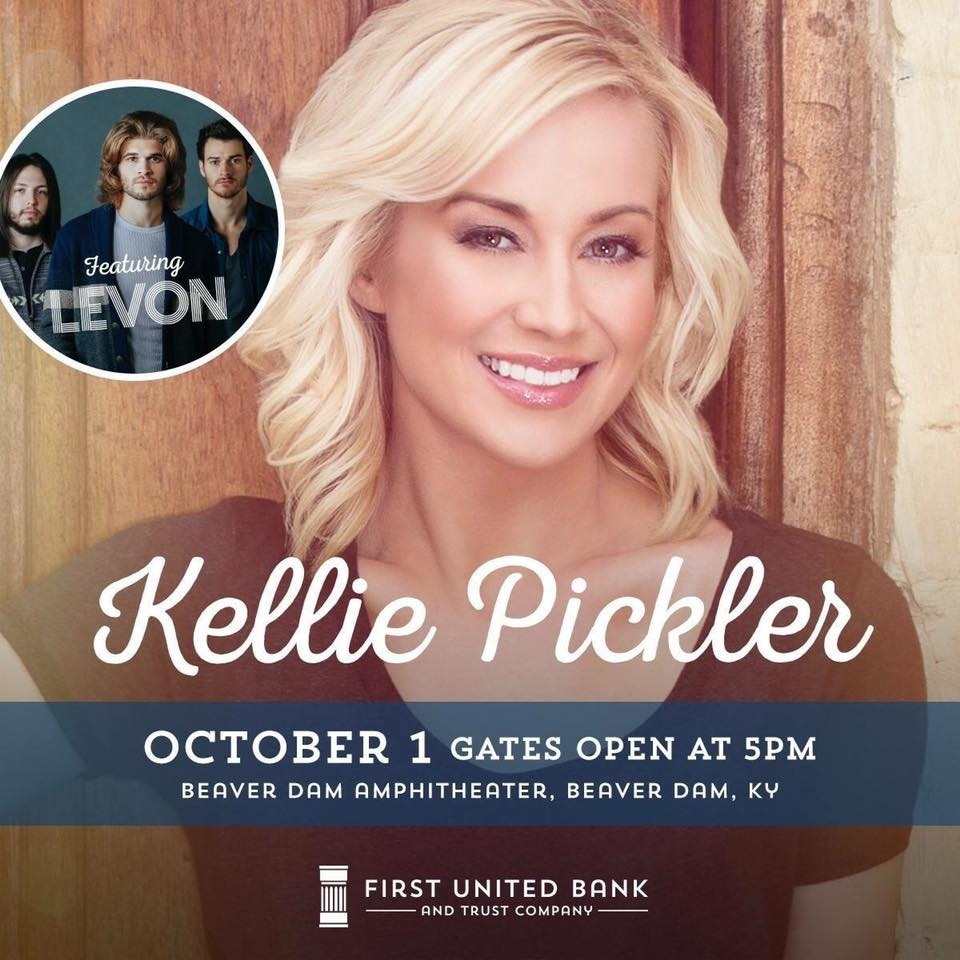 Kellie Pickler With Opening Act Levon, TOMORROW!