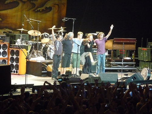 Pearl Jam Tops The List Of Nominees For The Rock And Roll Hall Of Fame