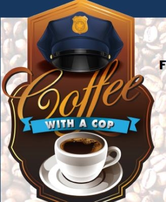 "OPD Hosts Annual ""Coffee With a Cop"""