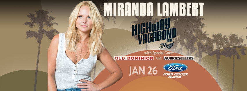 Miranda Lambert Pre-Sale is TODAY!