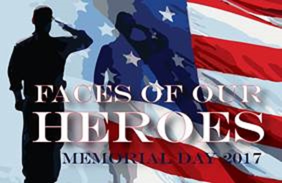 'FACES OF OUR HEROES' EXHIBIT IN OWENSBORO