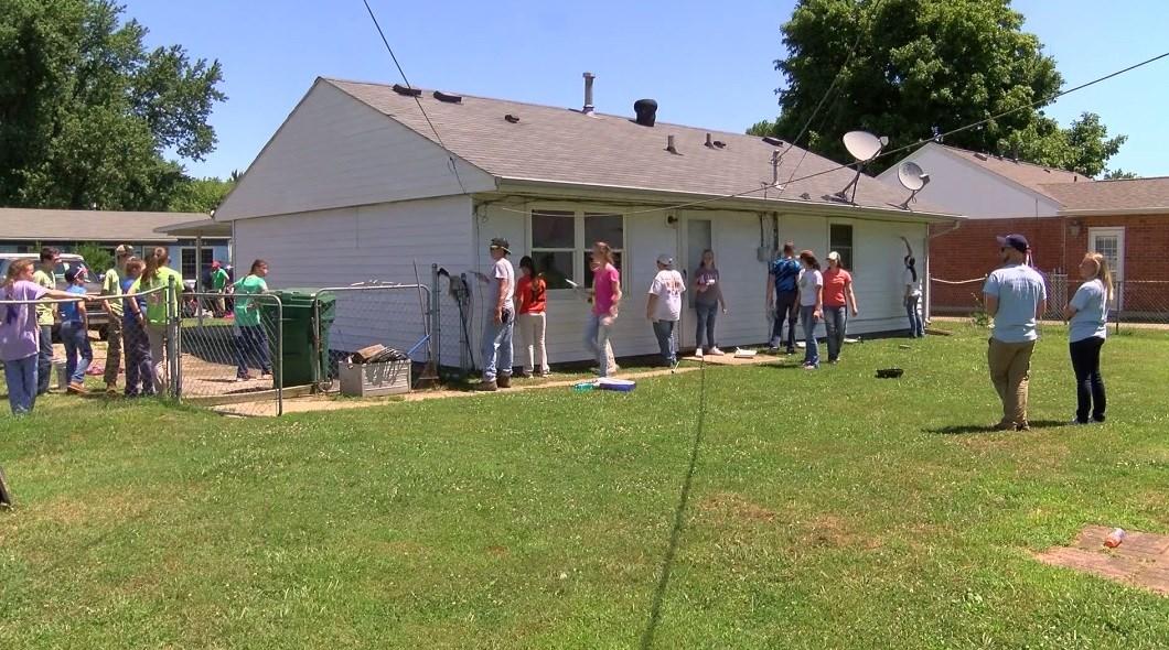 WFIE: World Changers program helping Owensboro Residents