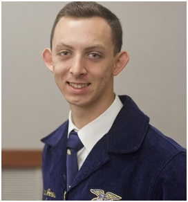 AHS student named FFA State Officer
