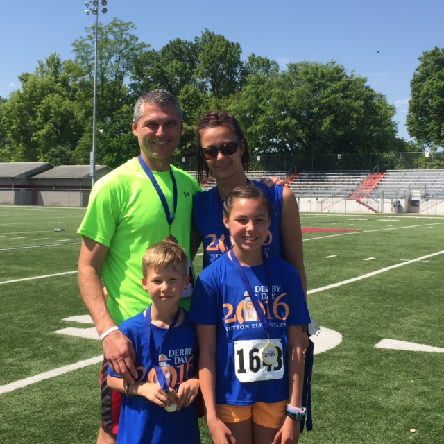 OWENSBORO FAMILY PARTICIPATING IN OLOMOUC HALF MARATHON