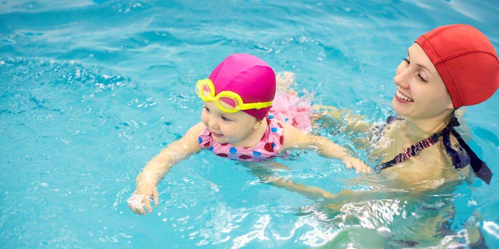 Parent/Tot Water Play Open Swim