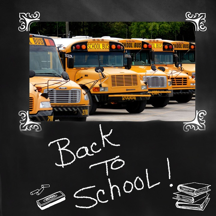 Schools team up to 'Stuff the Bus' for kids