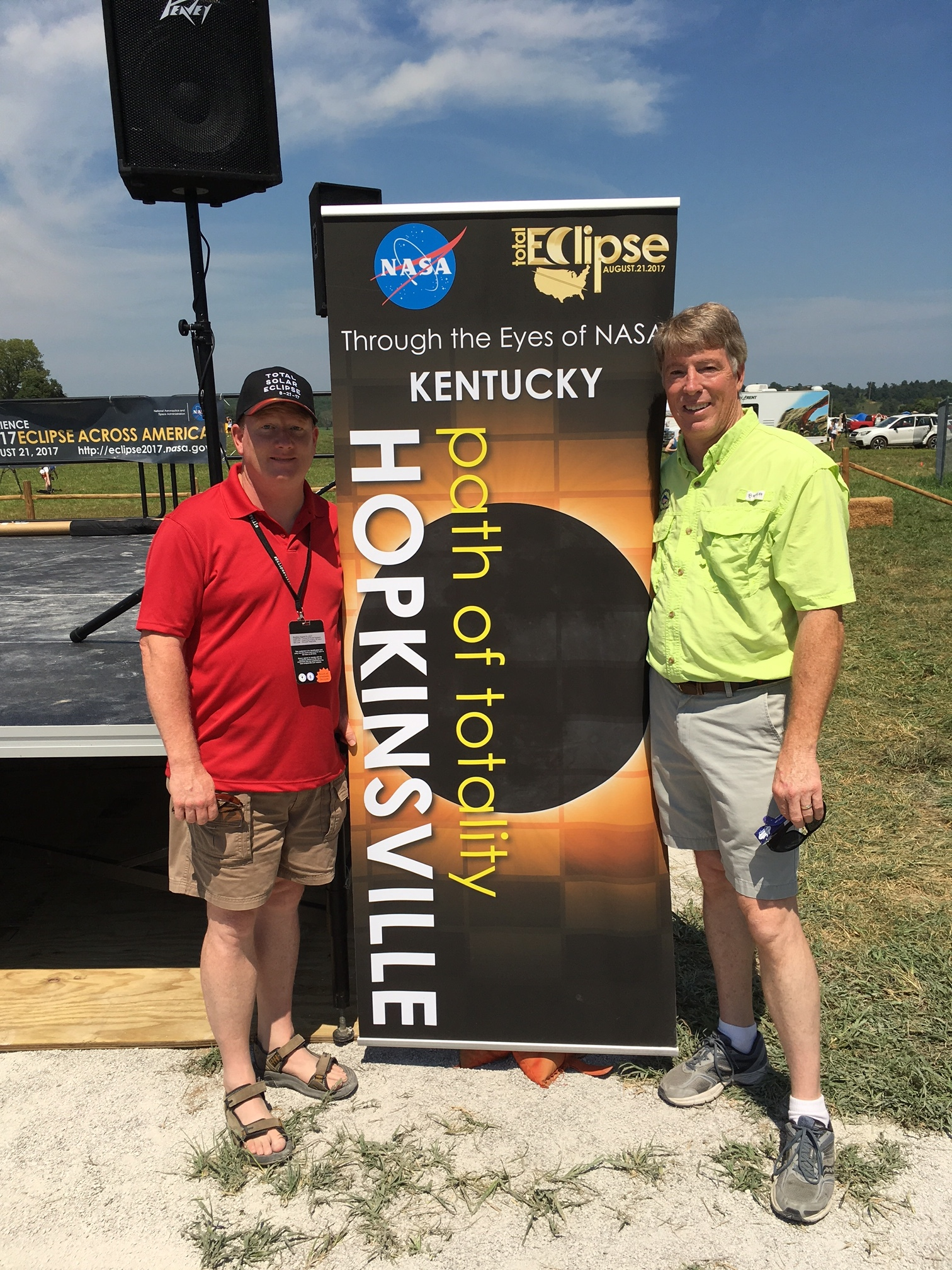 Eclipseville, Kentucky Puts On a Show to Remember