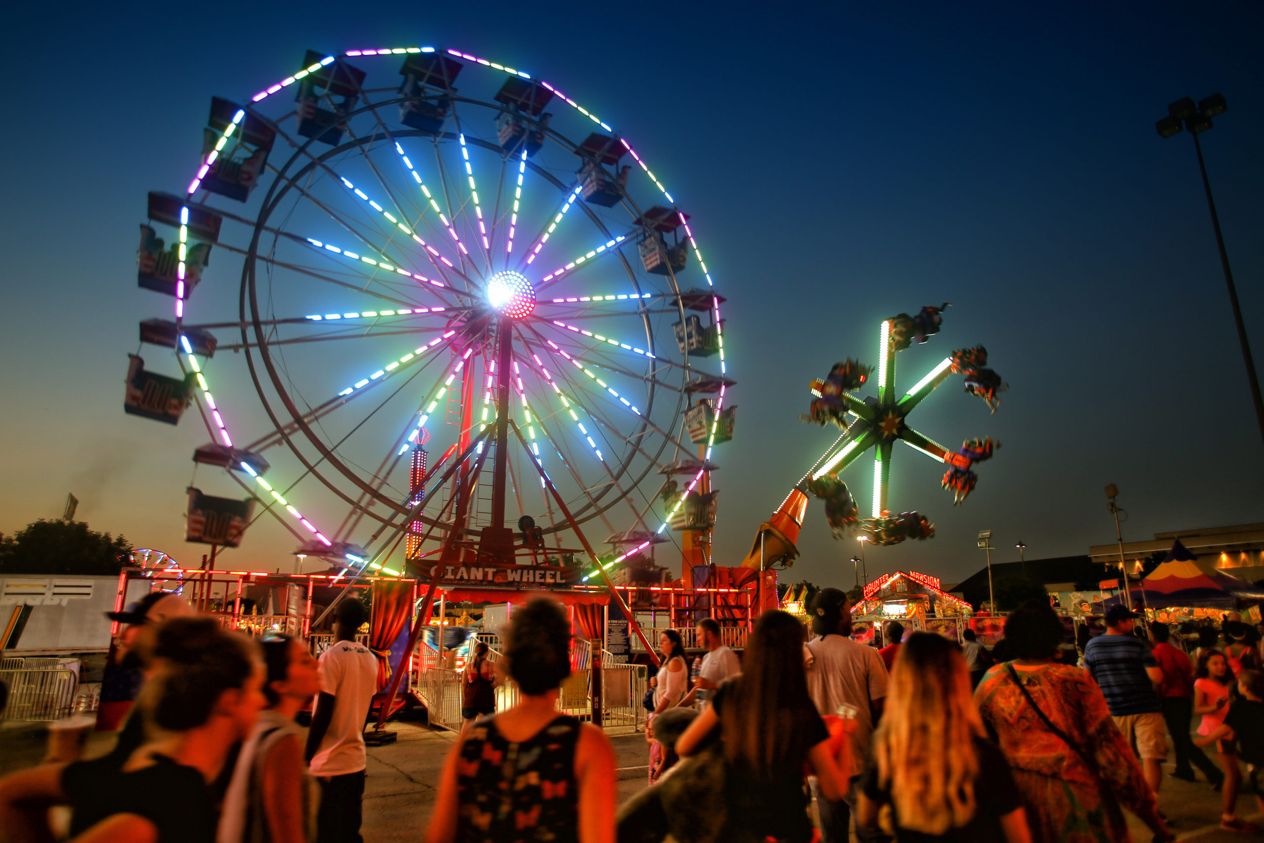 Kentucky State Fair Crowds Climb to 609,555