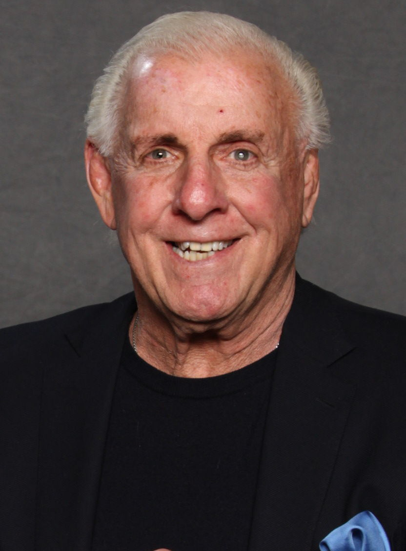 NATURE BOY IN CRITICAL CONDITION