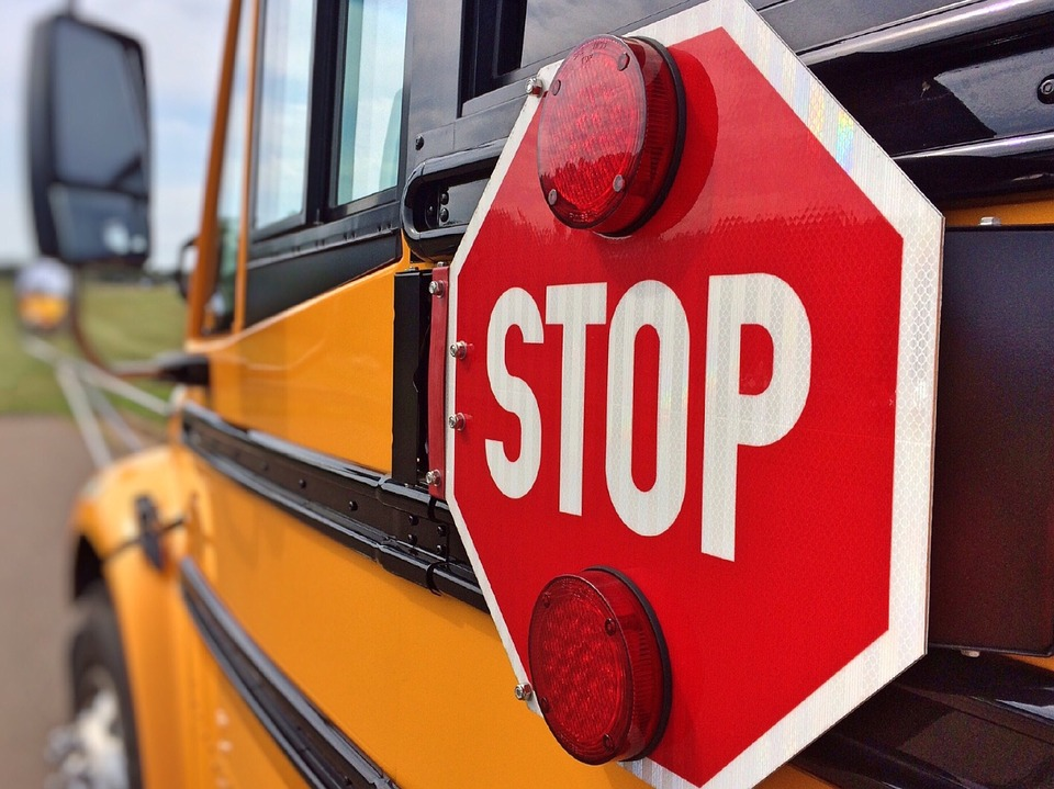 Reminder For Motorists: School's Open!