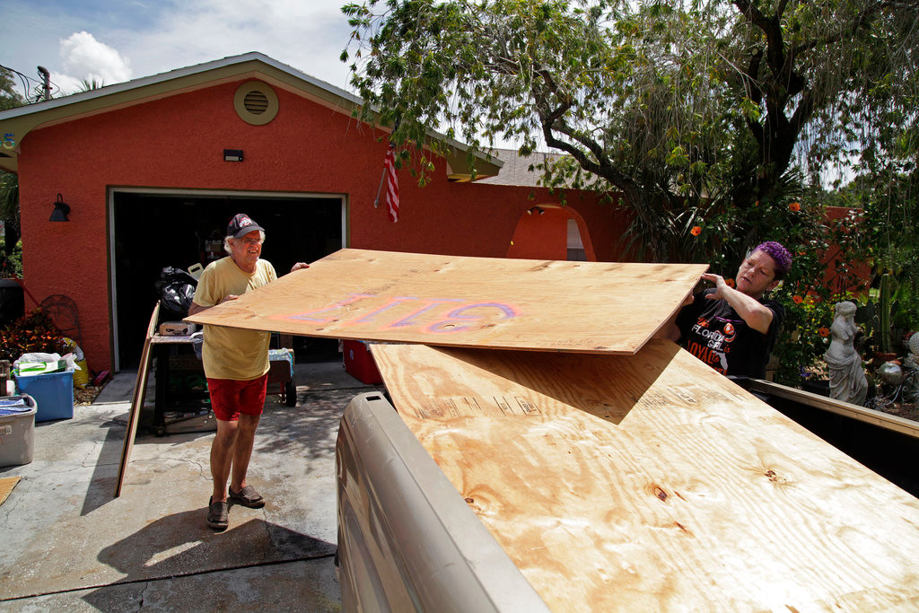 Florida on edge; evacuations coming as Hurricane Irma nears