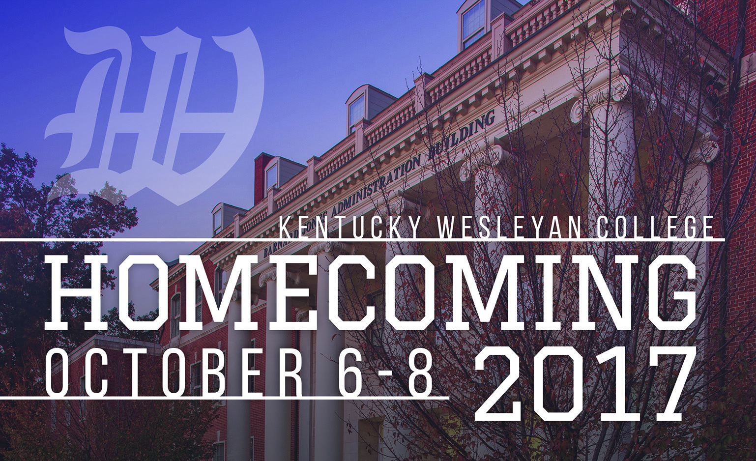 KWC Homecoming Oct. 6-8