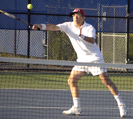 Moreland Park Tennis Courts Reopen