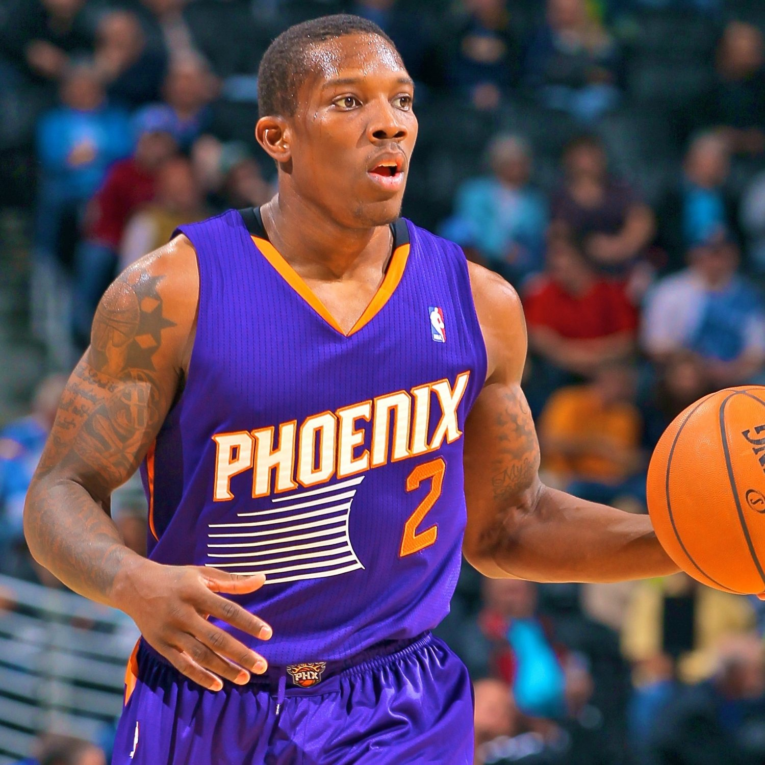 FORMER CAT BLEDSOE ON HIS WAY OUT OF PHOENIX