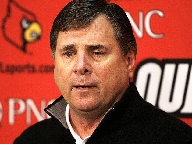 UL's POSTEL CALLS OUT JURICH