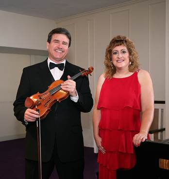 Alfred Abel and Diane Earle To Give Special Recital