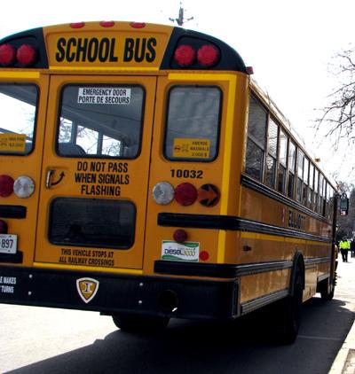 Bus Crash in Ohio County
