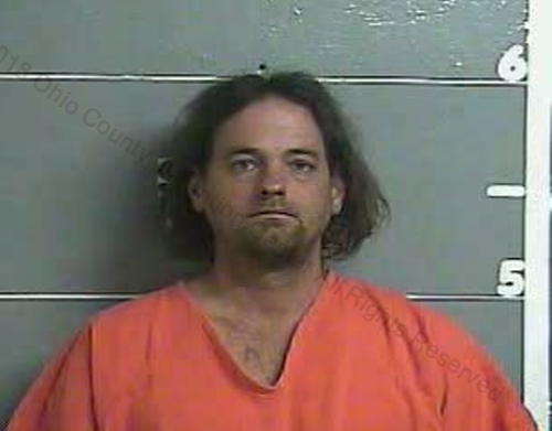 Man Arrested in Ohio Co. After Allegedly Chasing Wife, Kids