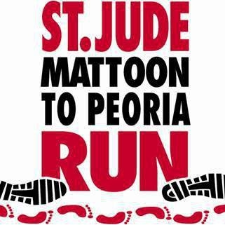Mattoon to Peoria St Jude Run Meeting Tonight