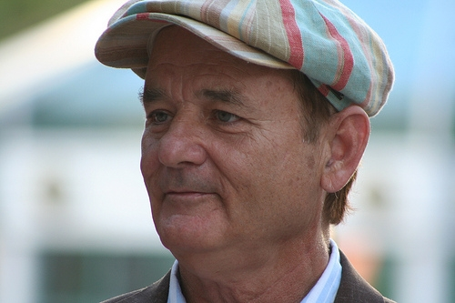 Bill Murray is Working on a Musical Stage Show