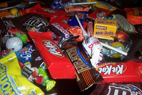 72% of Parents Will Dip Into Their Kids' Candy Stash, Plus Three More Halloween Candy Stats