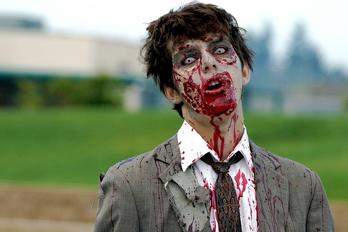 Zombies Would Totally Wipe Out Humanity in 100 Days or Less