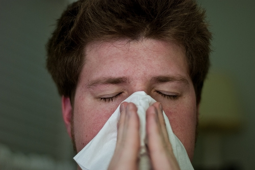 CDC Reports Widespread Flu Activity In Every State Except Hawaii