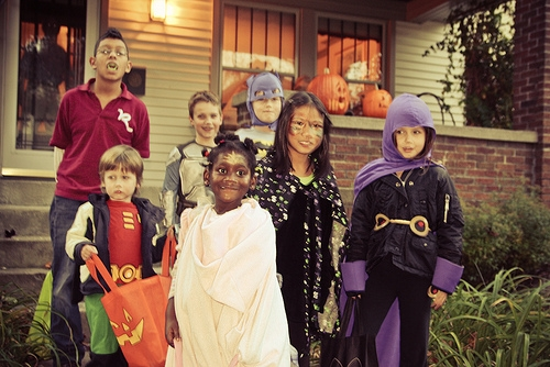 Six Halloween Costumes and What They Say About Your Personality