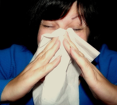 You Should Never Hold in Your Sneezes . . . A Guy Just Ruptured His Throat That Way