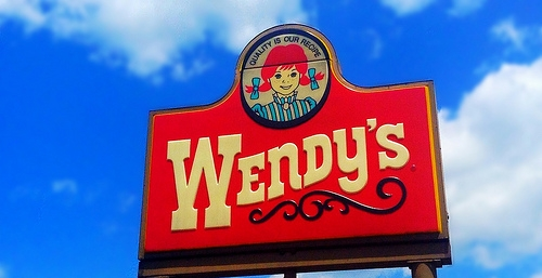 Wendy's Created a Burger Topped With Baby Corn and Cream Cheese