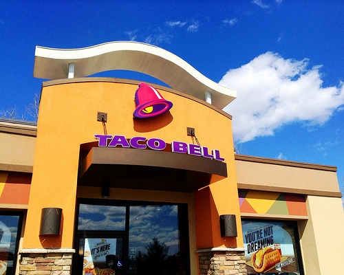 Taco Bell's New Chalupas Use Fried Chicken as a Shell
