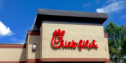 You Can Get Free Chick-Fil-A Tomorrow . . . If You Dress Like a Cow