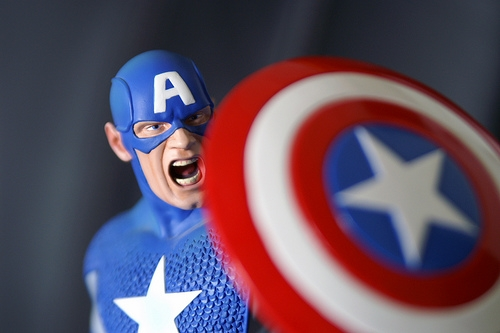 The Top Ten Superpowers We'd Want to Have