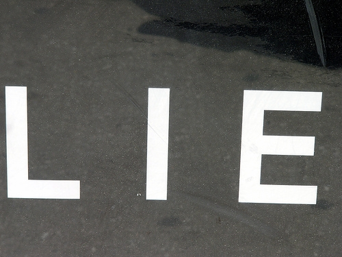 The Five Most Common White Lies Parents Tell