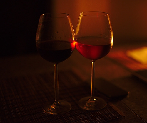 Omega Nu Wine Tasting This Week