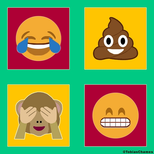 Next Year's Crop of Emojis Could Include a Sad Poop, a Hippo, a Bagel, and Toilet Paper