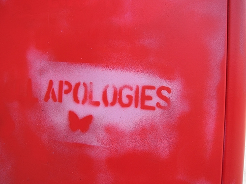 Researchers Found the Six Steps For the Perfect Apology