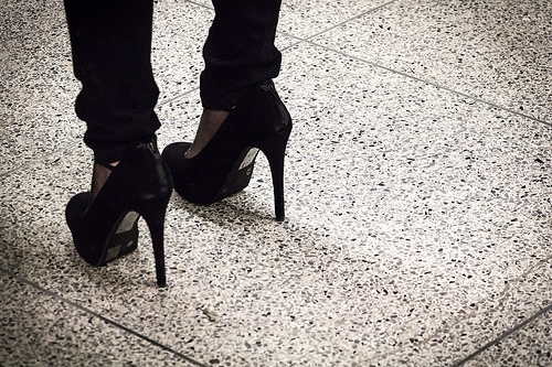 Five New Stats on Women's Love of Uncomfortable Shoes