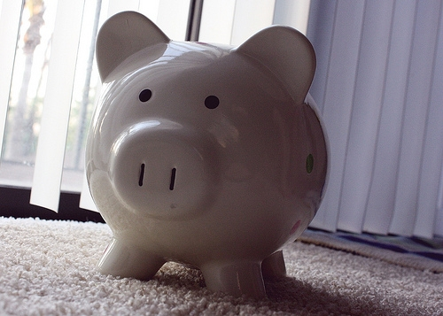 Parents Steal $60 a Year from Their Children's Piggy Banks