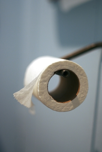 A Guy Breaks Into His Neighbor's House to Steal Toilet Paper