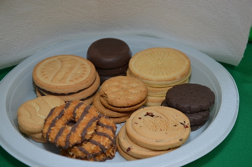 Charleston Girl Scout Rummage and Cookie Sale