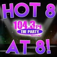 Hot 8@8 Countdown: 08/29/16