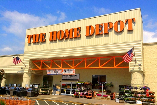 """Home Depot Has Been Selling a """"Peeping Tom"""" Halloween Decoration"""