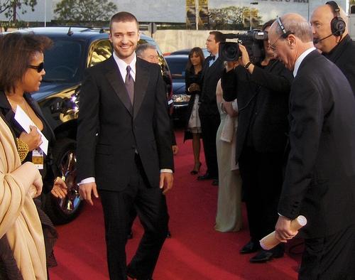 Justin Timberlake Has Announced His Next Album