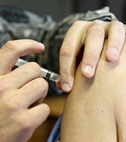 People Urged To Get Flu Shots