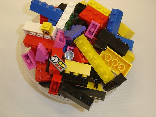 A College Is Looking For a Professor of Legos . . . and You Can Apply