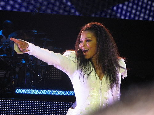 Janet Jackson Announced New Tour Dates . . . and Said Her Divorce is in God's Hands