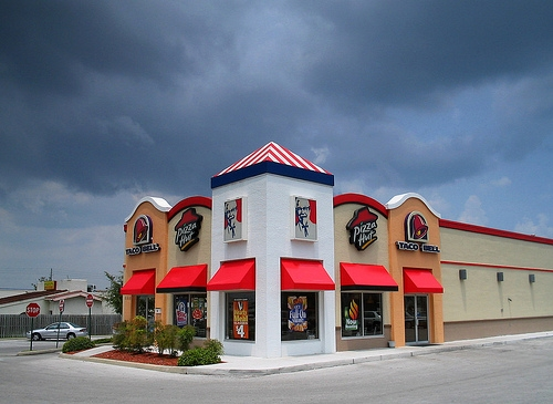 The Least Healthiest Items at America's Biggest Fast Food Chains