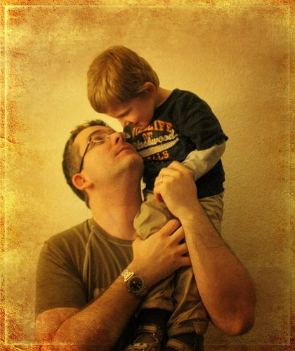 One in Three Dads Would Take a Pay Cut to Spend More Time With Their Kids