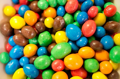 M&M's Just Rolled Out a New White Cheesecake Flavor
